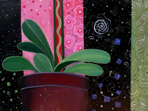 Painting - Everyday Sacred by Helena Tiainen