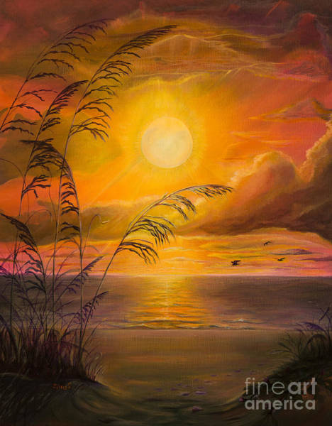 Wall Art - Painting - Everyday Sunrise by Zina Stromberg