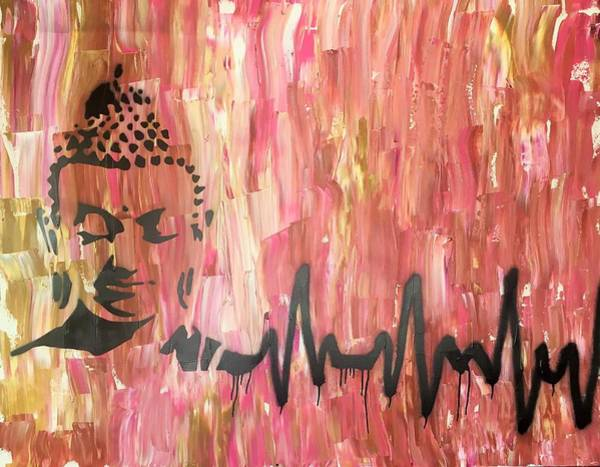 Painting - Everything Is Energy by Jayime Jean