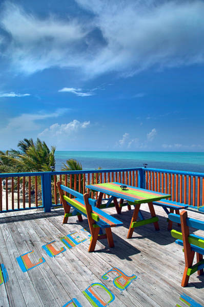 Turks And Caicos Islands Wall Art - Photograph - Everything You Need To Know by Betsy Knapp