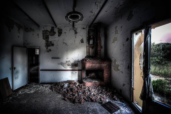 Photograph - Ex Conservificio - Former Cannery I by Enrico Pelos