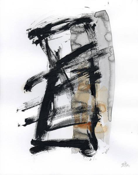 Painting - Examine by Rick Baldwin
