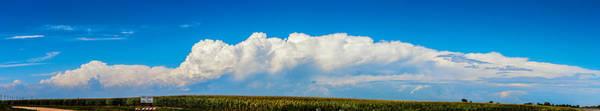 Photograph - Exceptional End Of July Nebraska Storms 003 by NebraskaSC