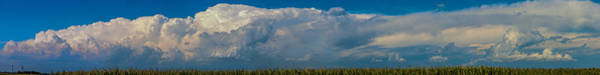 Photograph - Exceptional End Of July Nebraska Storms 010 by NebraskaSC
