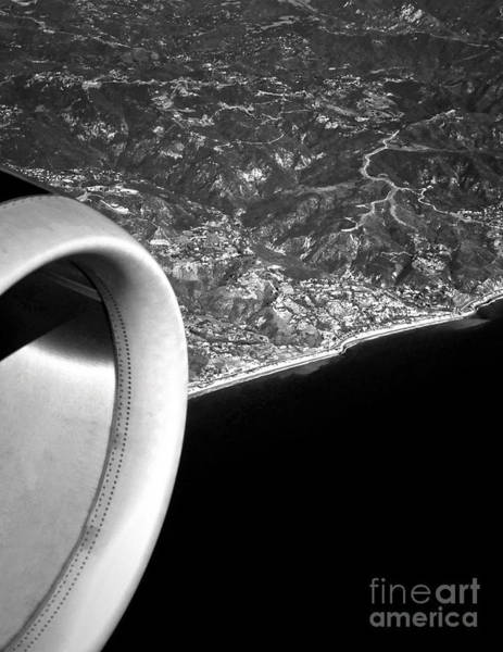 Above And Below Wall Art - Photograph - Exit Row - Window Seat by Gwyn Newcombe