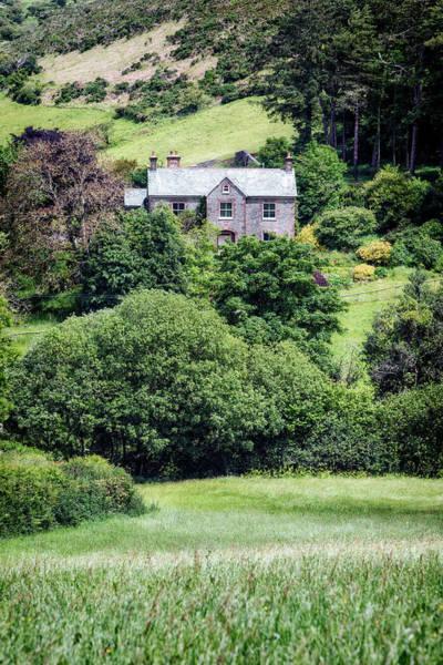 Exmoor Photograph - Exmoor Cottage by Joana Kruse
