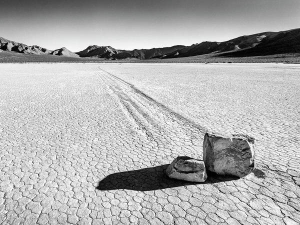 Racetrack Playa Photograph - Exodus by Dominic Piperata