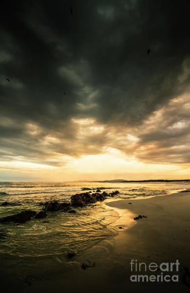 Wall Art - Photograph - Exotic Seaside Sunrise by Jorgo Photography - Wall Art Gallery