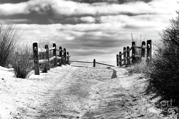 Wall Art - Photograph - Expectation At Long Beach Island by John Rizzuto