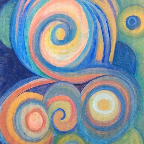 Painting - Experiment #2 by Gerda Lederer