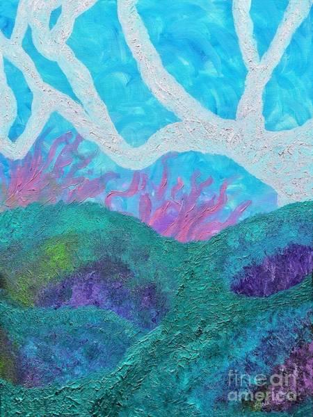 Painting - Exploration Fanospherelia by Rachel Hannah