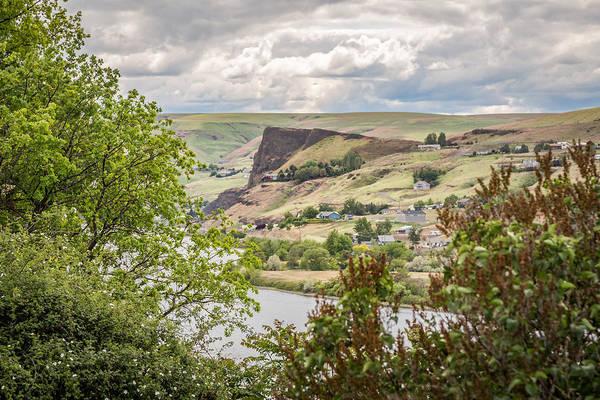 Lewiston Photograph - Explorer's View by Brad Stinson