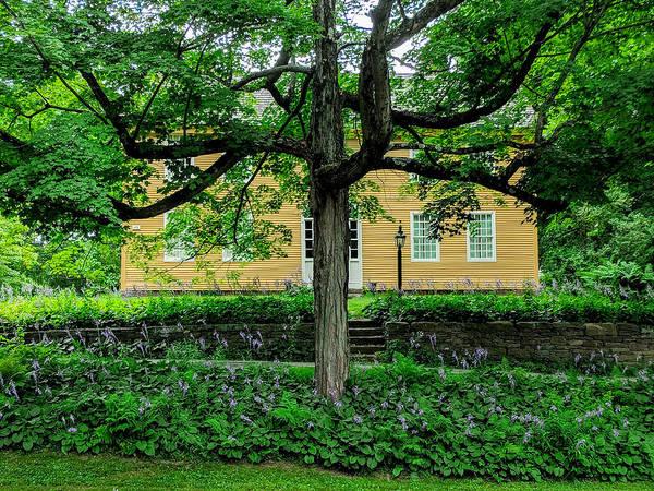 Photograph - Exploring Historic Deerfield, Massachusetts.  by Christopher Brown