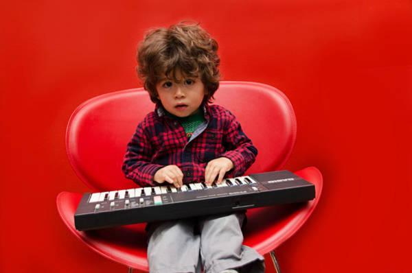 Photograph - Exploring Piano by Irina Archangelskaya