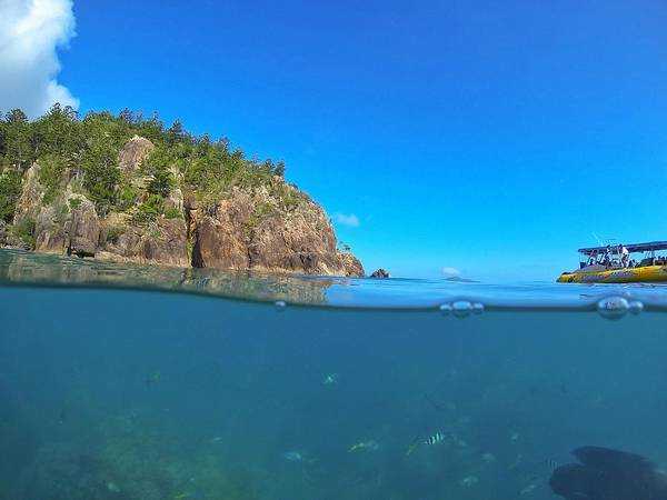 Photograph - Exploring The Whitsundays by Keiran Lusk