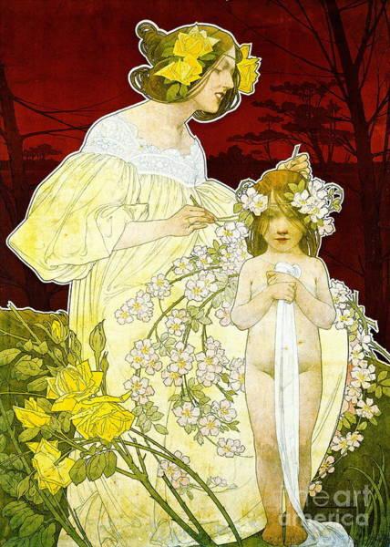 Wall Art - Photograph - Exposition Palais De La Femme 1900 by Padre Art