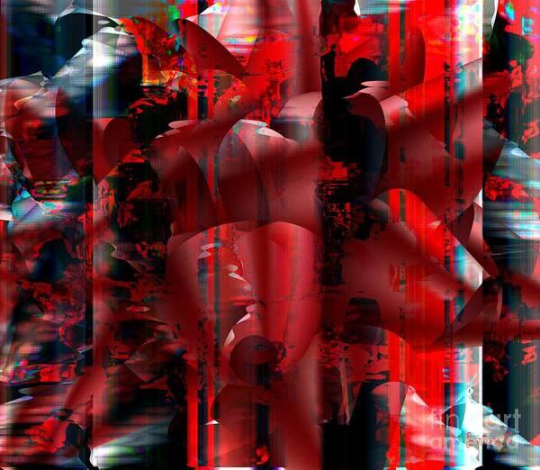 Description Digital Art - Expressing Something Gifted by Fania Simon