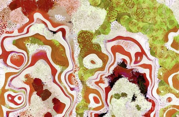 Wall Art - Digital Art - Expression - A12 by Variance Collections