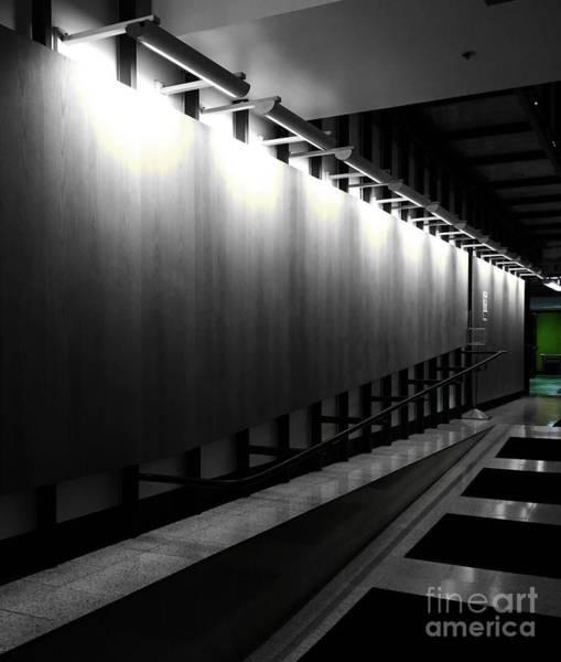 Photograph - Extension Corridor by Jenny Revitz Soper
