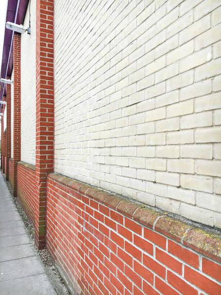 Aspect Wall Art - Photograph - Exterior Wall by Tom Gowanlock