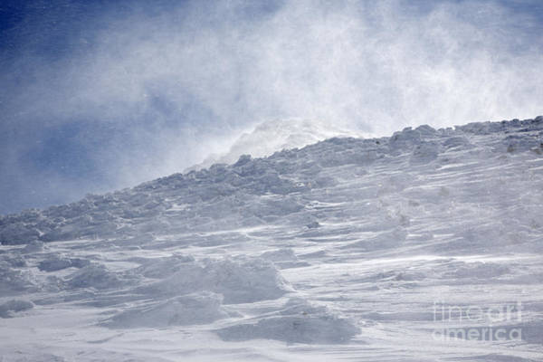 Photograph - Extreme Weather Conditions - White Mountains New Hampshire Usa by Erin Paul Donovan