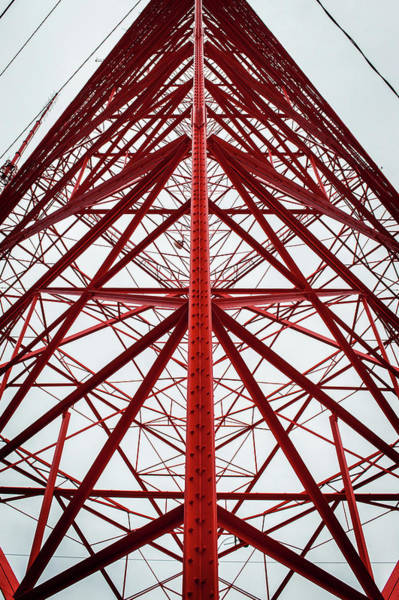 Photograph - Eye-full Tower by Bud Simpson