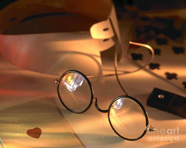 Photograph - Eye Glasses Ver.2 by Craig J Satterlee