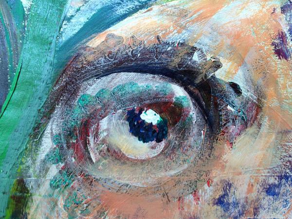 Eye Go Slow Art Print