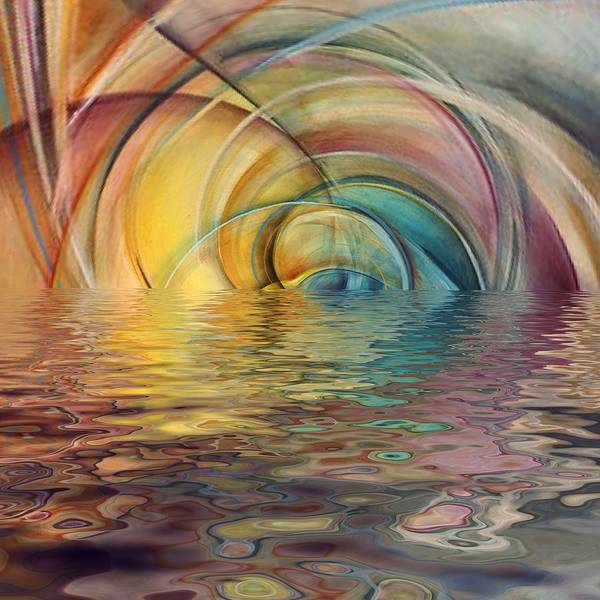 Digital Art - Eye Of The Beholder by Lisa Schwaberow