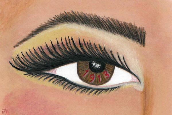 Eye Of The Beholder Series- 1913 Art Print