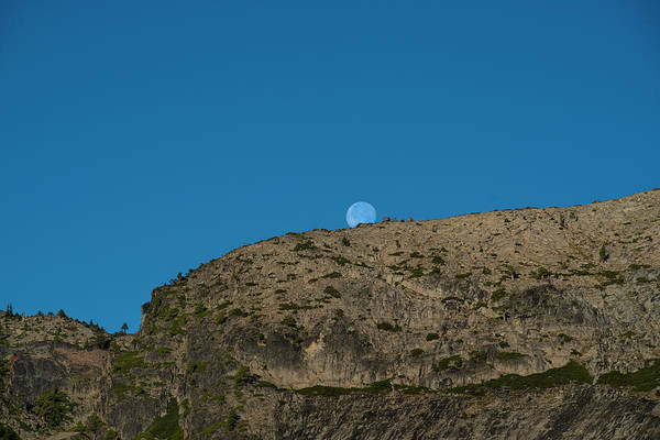 Photograph - Eye Of The Mountain by Jonathan Hansen
