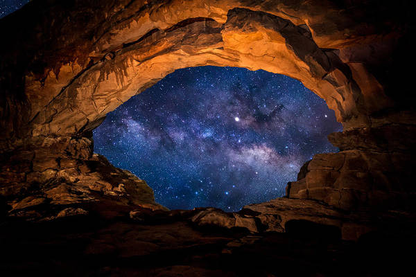 Photograph - Eye Of The Universe by Ryan Smith