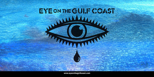 Eye On The Gulf Coast Art Print