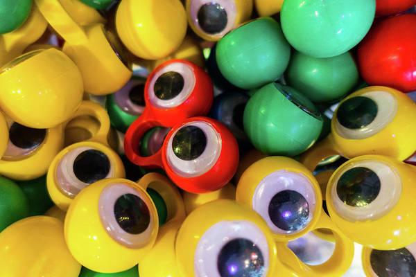 Photograph - Eyeball Glasses by SR Green