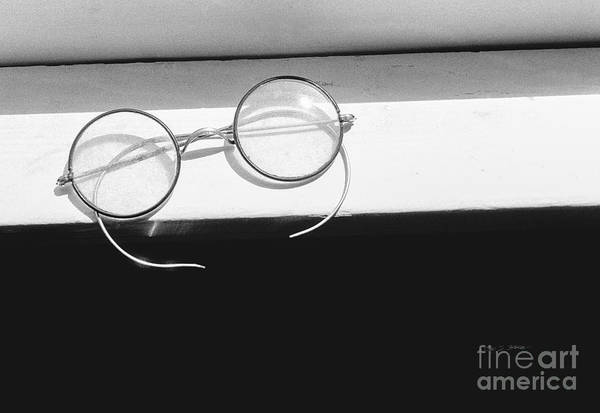 Photograph - Eyeglasses by Craig J Satterlee
