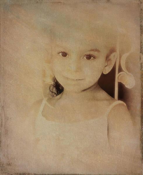 Innocent Eyes Art Print