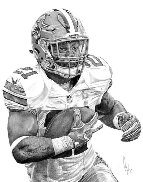 How to Draw NFL, NFL Logo, Step by Step, Sports, Pop ... |Nfl Drawings