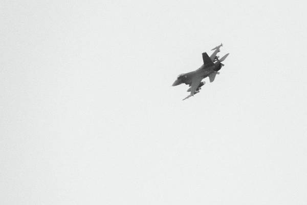 Photograph - F-16 Fighting Falcon by SR Green