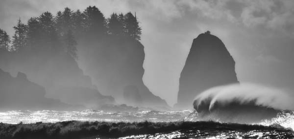 Waves Photograph - F U R Y by Alain Turgeon