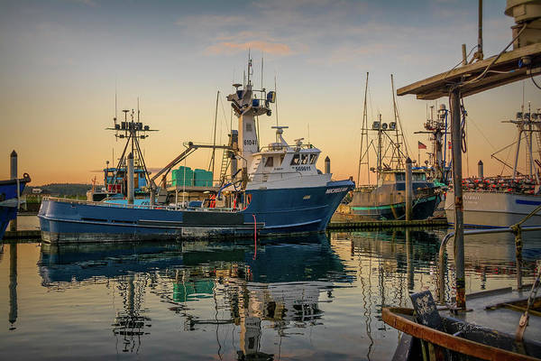 Photograph - F/v Michele Ann 4 by Bill Posner