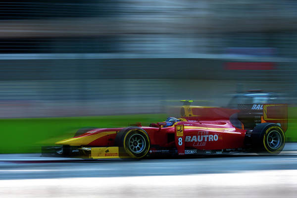 Photograph - F1 Race 1 by George Cabig