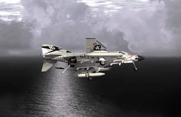 F4 At The Ninety Art Print