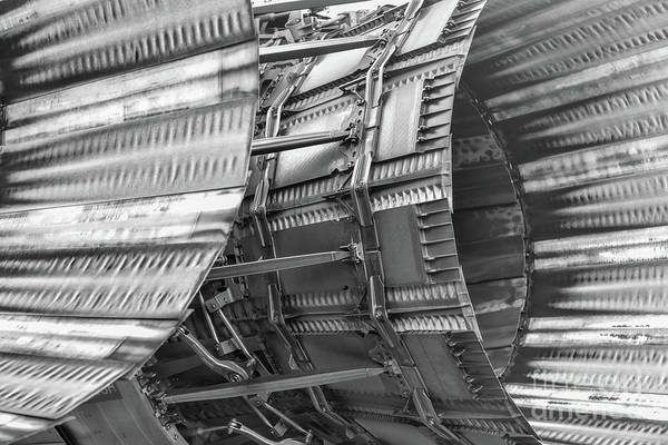 A-18 Hornet Wall Art - Photograph - Fa-18 Engine Afterburner by Paul Quinn