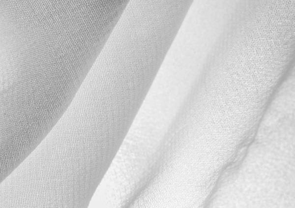 Photograph - Fabric In Black And White by Yogendra Joshi