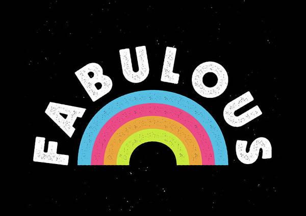 Fabulous Digital Art - Fabulous by Corsac Illustration
