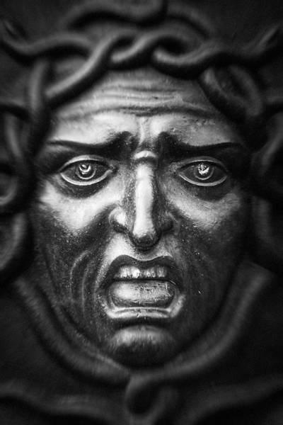 Photograph - Face #9874 by Andrey Godyaykin