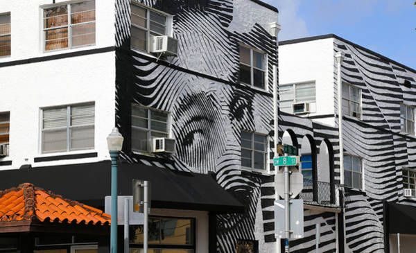 Photograph - Face Building by Dart and Suze Humeston