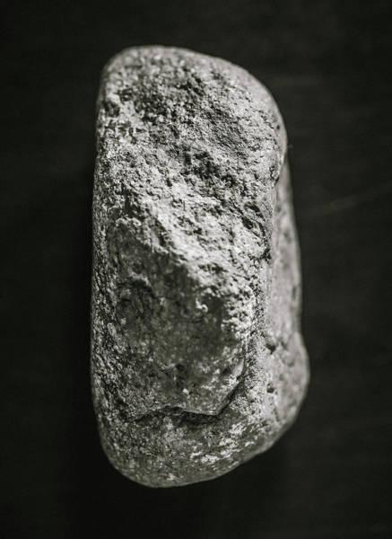 Rock Face Photograph - Face On The Rock by Hyuntae Kim