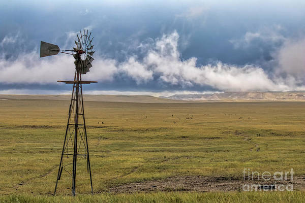 Photograph - Meet Your Storms Head-on by Jim Garrison