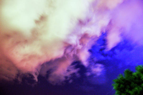 Photograph - Faces In The Clouds 002 by NebraskaSC